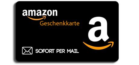 Amazon Gutschein kaufen - Geschenkkarte | Preisvergleich - Planetkey